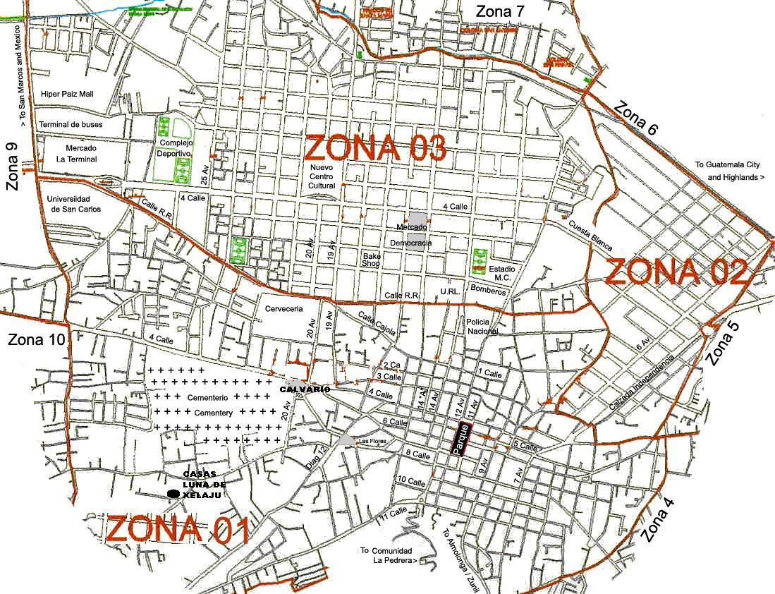 House Apartments Rent Quetzaltenango Xela Casa Apartamento